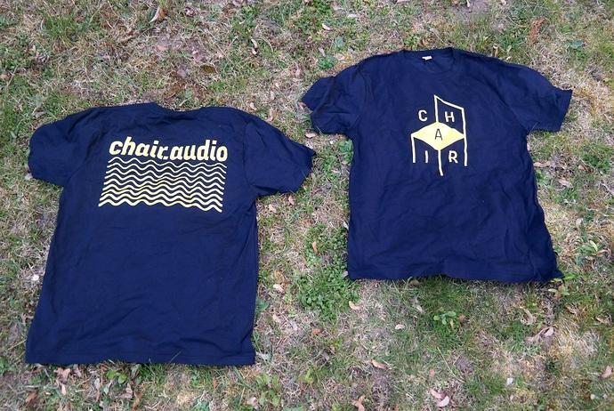 CHAIR-t-shirts